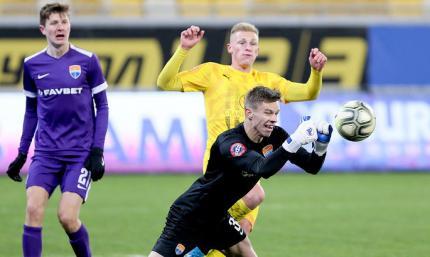 Рух - Мариуполь 0:0. Обзор матча