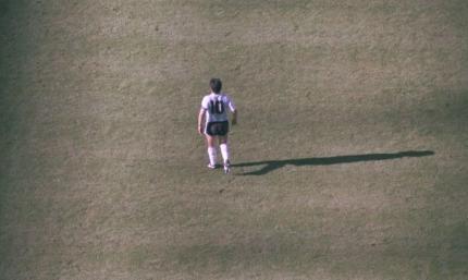 Проклятый король футбола.Легенда №10