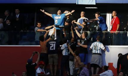В память об Марадоне. Сборные Италии и Аргентины обсуждают организацию матча чемпионов