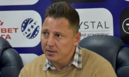 Кобин: Мы играли против клуба, который по уровню футболистов и игры лучше Миная
