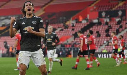 АПЛ. Саутгемптон - Манчестер Юнайтед 2:3. Когда достаточно сыграть только в одном из таймов