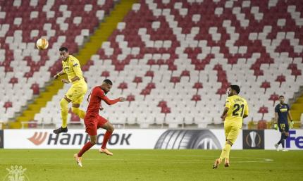 ЛЕ. Сивасспор - Вильярреал 0:1. Турки еще в игре благодаря Карабаху