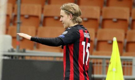 ЛЕ. Милан возвращается с 0:2 и побеждает Селтик