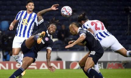 Олимпиакос - Порту: Анонс и прогноз матча Лиги Чемпионов