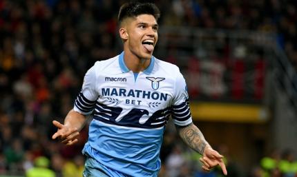 Полузащитником Лацио интересуются европейские топ-клубы