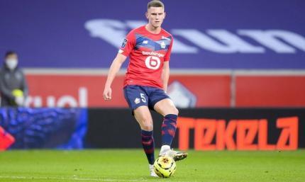 Лилль готов продать Ливерпулю защитника за 50 миллионов евро