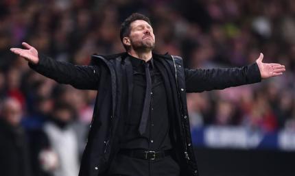 Атлетико в Эльче защищает первое место Ла Лиги. Текстовый LIVE матча