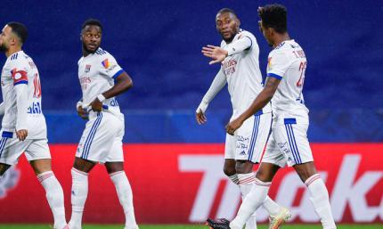 Лион - Нант 3:0. Ткачи - зимние чемпионы французской Лиги 1!