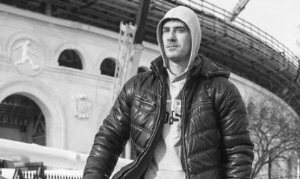 Умер 37-летний белорусский форвард Максим Цыгалко