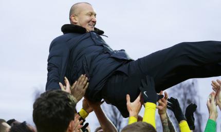 Шахтар Григорчука завоював Суперкубок Білорусі. Вирішальний пенальті забив голкіпер