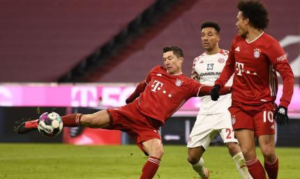 Не дразните чемпиона. Бавария - Майнц 5:2. Видео голов и обзор матча