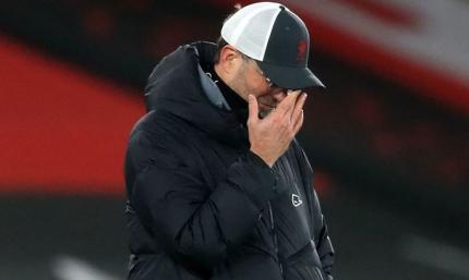Клопп: Никто из моих игроков не будет плакать перед телевизором, если мы не попадем в ЛЧ