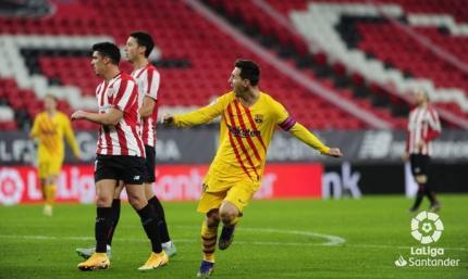 Барселона - Атлетик. Анонс и прогноз матча за Суперкубок Испании
