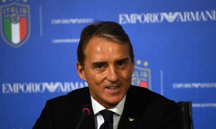 Роберто Манчини может остаться у руля сборной Италии до 2024 года