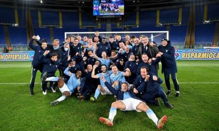 Лацио - Рома 3:0. Видео голов и обзор матча