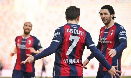 Серия А. Камбек Сампдории, Болонья не настолько далека от Вероны, позорная ничья 0:0 Торино