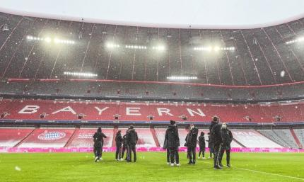 Бавария - Фрайбург. Смотреть онлайн видеотрансляцию матча Бундеслиги