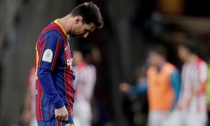 Баскський характер та Мессі-хуліган. Барселона - Атлетік 2:3. Огляд матчу та відео голів