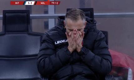 Не выдержал градус противостояния? Арбитр матча Интер – Милан был заменен из-за травмы