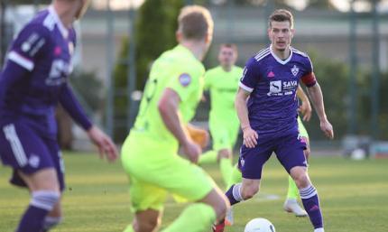 Селезнев снова забил с пенальти, но Колос все равно проиграл Марибору
