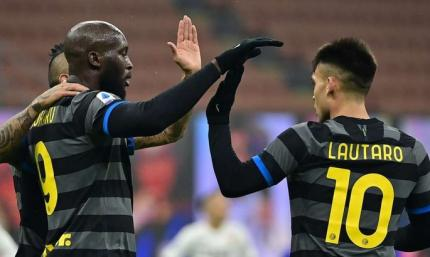Без проблем для Лаутаро и Лукаку. Интер – Беневенто 4:0. Обзор матча