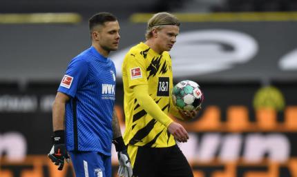 Боруссия Дортмунд - Аугсбург 3:1. Обзор матча и видео голов