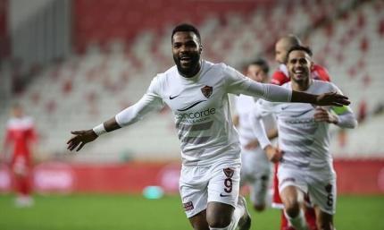 Обамеянг дал совет лучшему нападающему чемпионата Турции, которым интересовалось Динамо