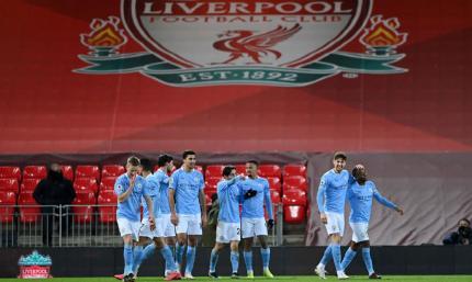 Інтрига все? Ліверпуль – Манчестер Сіті 1:4. Відео голів та огляд матчу