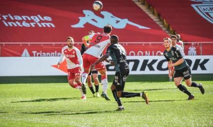 Лига 1. Монако - Лорьян 2:2. И снова спасительный Бен-Йеддер