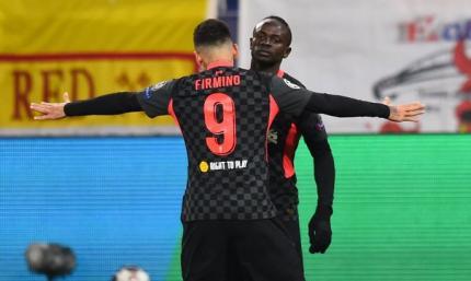 РБ Лейпциг - Ліверпуль 0: 2. Відео голів та огляд матчу