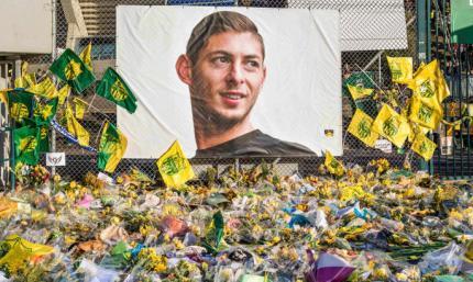 Пляски на костях: Кардифф подал новый иск по делу погибшего футболиста Салы