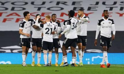 АПЛ. Фулхэм - Шеффилд Юнайтед 1:0. Еще один шаг к цели