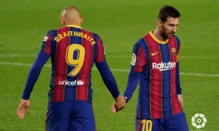 Барселона готова попрощаться с двумя игроками