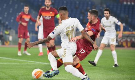 Лига Европы. Рома 3:1 Брага. Без интриги, без сенсаций