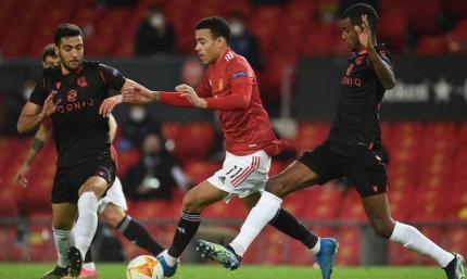 Манчестер Юнайтед - Реал Сосьедад 0:0. Матч нереализованных возможностей