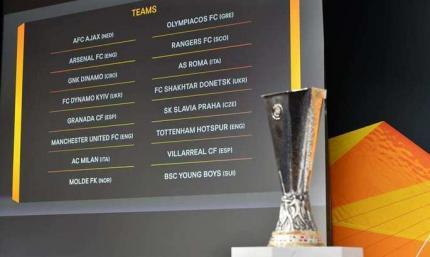 Как вы оцениваете шансы украинских команд в 1/8 финала Лиги Европы? ОПРОС