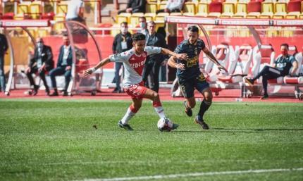 Лига 1. Монако - Брест 2:0. Йоветич сделал то, чего не смог Бен-Йеддер