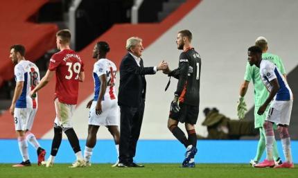 Кристал Пэлас - Манчестер Юнайтед: Анонс и прогноз матча АПЛ