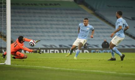 Манчестер Сити - Вулверхэмптон 4:1. Видео голов и обзор матча