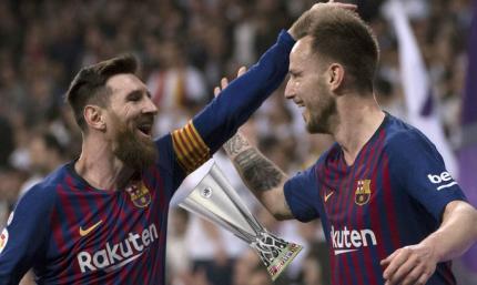 Ракитич: Я сказал Месси, что у меня есть трофей, который он никогда не выиграет