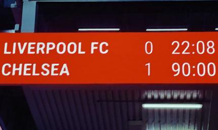 Падение чемпиона продолжается. Ливерпуль – Челси 0:1. Обзор матча и видео гола