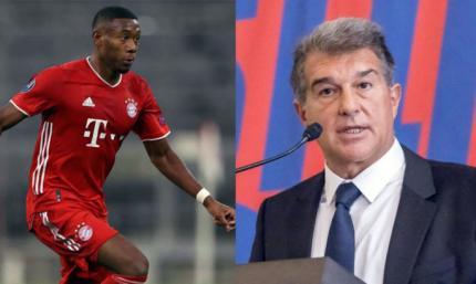 Лапорта уже в работе: Барселона претендует на защитника мюнхенской Баварии
