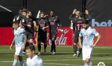 Галисийцы кусачие, но не более. Сельта - Реал 1:3. Обзор матча и видео голов