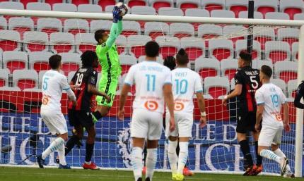 Первый провал Сампаоли. Ницца - Марсель 3:0. Видео голов и обзор матча