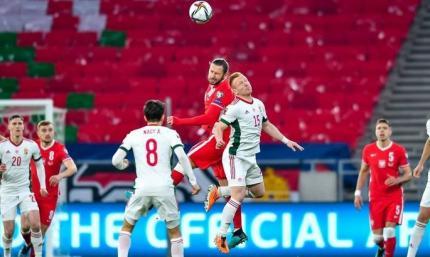 Отбор на ЧМ-2022. Венгрия - Польша 3:3. Голевое шоу в пользу англичан