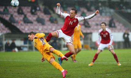Дания - Молдова 8:0. Видео голов и обзор матча