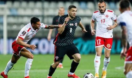 Хорватия - Мальта 3:0. Обзор матча и видео голов