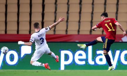 Зато гости забили свой мяч с центра поля. Испания – Косово 3:1. Обзор матча и видео голов