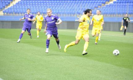 Три пенальти в матче. Мариуполь-Ингулец 4:3. Видео голов и обзор матча