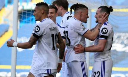 АПЛ. Лидс поднимается на десятое место после победы над Шеффилд Юнайтед